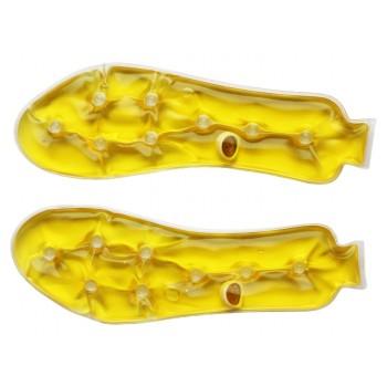 Грелка Стелька солевая желтая, 2 шт.