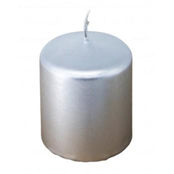 Свеча пеньковая Серебряная, 5 см