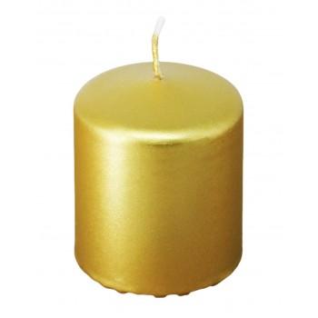 Свеча пеньковая Золотая, 5 см
