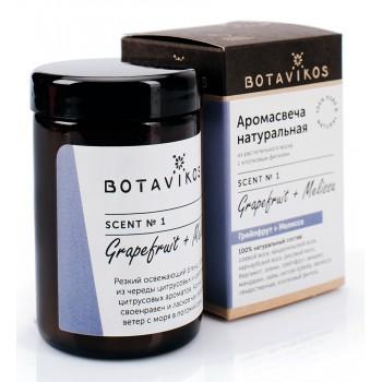 "Аромасвеча Botavikos ""Грейпфрут-Мелисса"", 90 г"