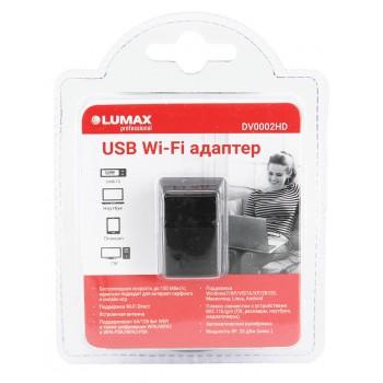 Адаптер Wi-Fi USB LUMAX DV0002HD