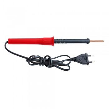 Электропаяльник со съёмным паяльным стержнем ЭПСН 40/220В (с винтом, пластиковая ручка)