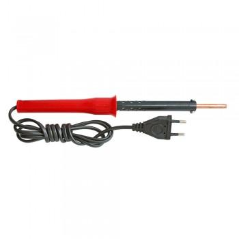 Электропаяльник со съёмным паяльным стержнем ЭПСН 65/220В (с винтом, пластиковая ручка)