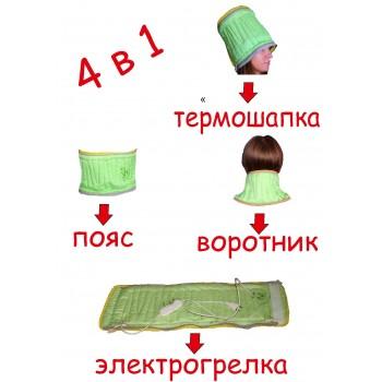 Электрогрелка Воротник ЭМ-01-4, 28х75 см
