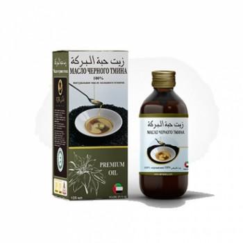 Масло Черного Тмина Royal Premium пищевое нерафинированное 125 мл