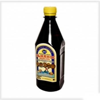 """Льняное масло """"Чкаловское"""" 500 мл"""
