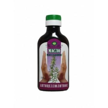 Массажное масло Антицеллюлитное 150 мл Миролла