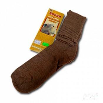 Носки из верблюжьей шерсти 25р.(размер обуви 38-40 )