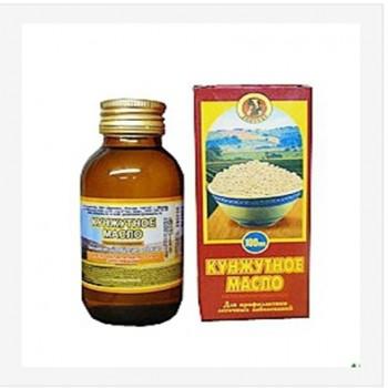 Масло Кунжутное пищевое (Дивеево) 100 мл