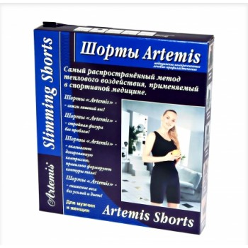 Шорты для похудения Artemis S (63,5-74 см)