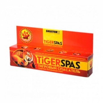 """Тигровый спасатель""""Tigerspas"""" бальзам-гель 44мл (раны,порезы,растяжения,пролежни,ожоги)"""