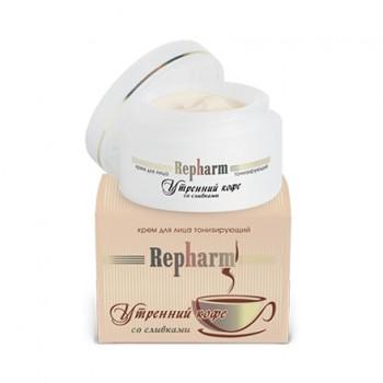 """Repharm Крем """"Утренний кофе со сливками"""" туба 50г"""