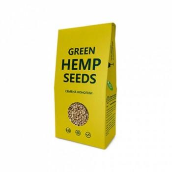 Конопли семена (от 3 шт) Green Hemp seeds 150 гр Премиум