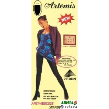Колготки Artemis 70den (черные)