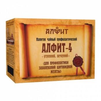Алфит-4 напиток чайный (для профилактики заболеваний щитовидной железы) 60 брикетов по 2,0г