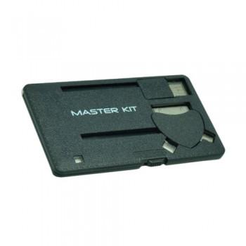 Портативное зарядное устройство Power-флешка 8 Гб MT1099B (черный)