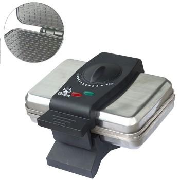 Электрическая вафельница для тонких вафель ВАСИЛИСА Классика ВА-204, антипригарное покрытие