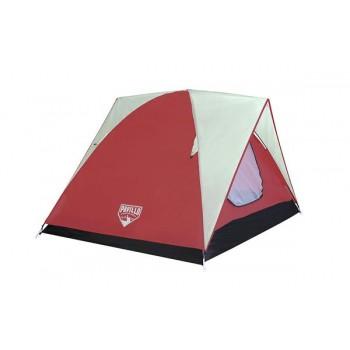 Палатка BestWay 68042 BW Woodlands 2х-местная 200х140х110см 2х слойная, 2 входа, PE 170T PU600мм, 1,9кг