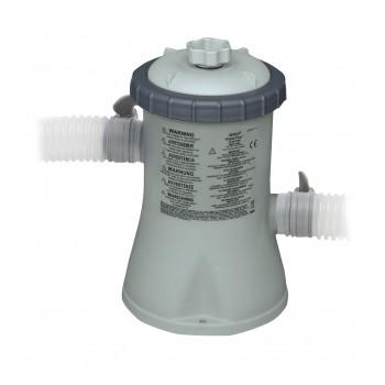 Картриджный фильтр-насос Intex Krystal Clear 28602 для бассейнов не более 305 см, 1250л/ч, картридж H