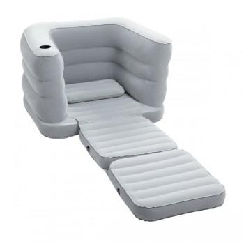 Надувное кресло-кровать BestWay 75065 BW Multi Max II Air Chair 200х102х64 см