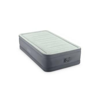 Надувная кровать Intex Premaire Elevated Airbed 64902, 99х191х46см, встроенный насос 220V