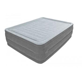 Надувная кровать Intex Comfort-Plush 64418, 152х203х56см, встроенный насос 220V