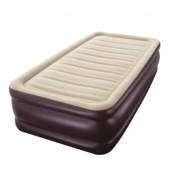 Надувная кровать BestWay Cornerstone Airbed 67596 BW, 191х97х43см