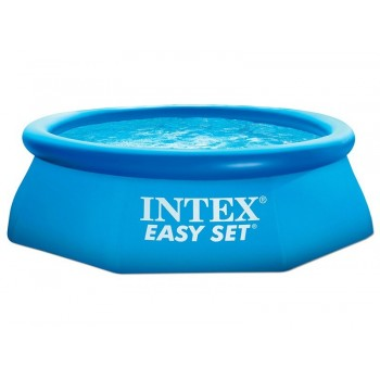 Бассейн надувной Intex Easy Set 28110, 244х76см, 2419л