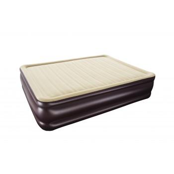 Надувная кровать BestWay Cornerstone Airbed 67597 BW, 203х152х43см