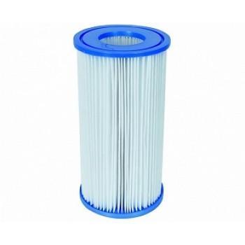 Картридж (тип III) BestWay 58012 BW, 10,6х20,3 см, для фильтр-насосов 58122, 58389