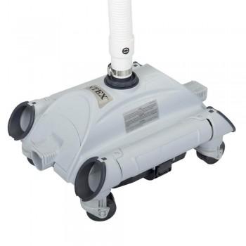 Автоматический пылесос Intex 28001 для бассейна, для насосов от 5678 до 13248л/ч