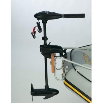 Электромотор лодочный Intex 68631, 12В, 8 скоростей