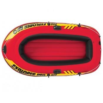 Надувная лодка Intex 58356 Explorer Pro 200, 196х102х33см, до 120кг