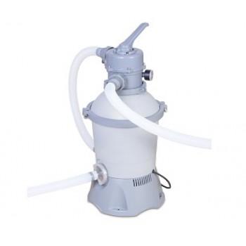 Песочный фильтр-насос BestWay 58397 BW, 2006 л/ч , резервуар для песка 8,5 кг