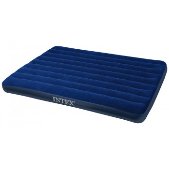 Надувной матрас Intex Classic Downy Bed 68759, 152х203х22см