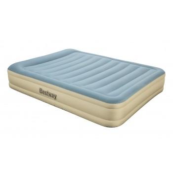 Надувная кровать BestWay Essence Fortech 69007 BW, 203х152х36см, встроенный электронасос
