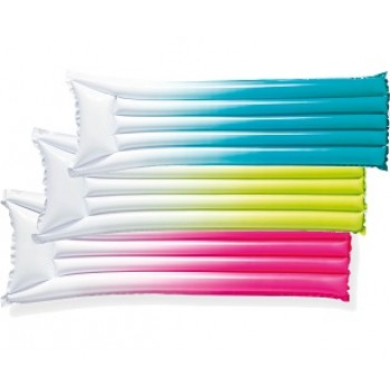 """Надувной матрас для плавания Intex 59721 """"Градиент"""", 183х76см, 3 цвета"""