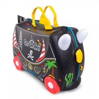 """Каталка-чемодан Trunki """"Педро Пират"""" [ art. 0312-GB01 ]"""