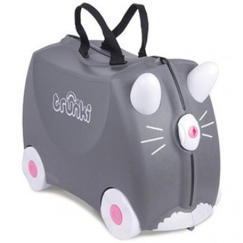 "Каталка-чемодан Trunki ""Cat Benny"" [ art. 0180-GB01-P1 ]"