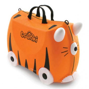"Каталка-чемодан Trunki ""Tipu Tiger"" [ art. 0085-WL01-P1 ]"