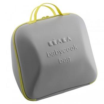 "Сумка для блендера Beaba ""Babycook Bag"", 912470 / Grey-Yellow"