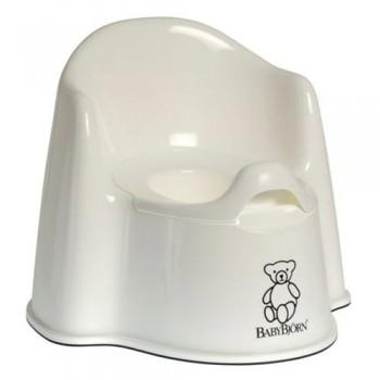 Горшок-кресло BabyBjorn, 21 / White