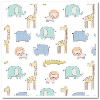 "Конверт для пеленания Summer Infant ""SwaddleMe"", S/M, 56606 / Слоники и зонтики"