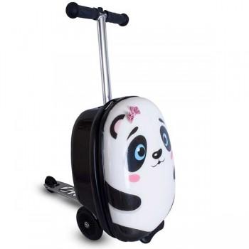 """Самокат-чемодан Zinc """"Панда"""""""