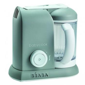 """Блендер-пароварка Beaba """"Babycook Solo"""", 912461 / Grey"""