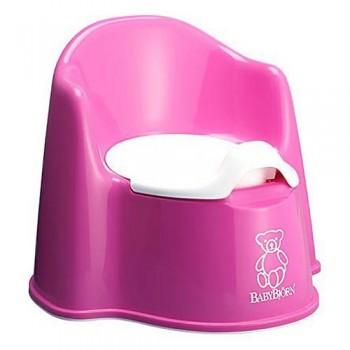 Горшок-кресло BabyBjorn, 55 / Pink
