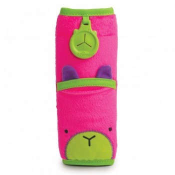 "Накладка-чехол Trunki ""SnooziHedz Seatbelt Pad"", 0096 / Pink"