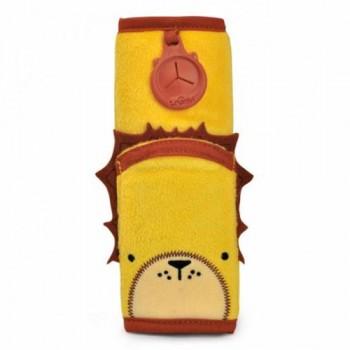 "Накладка-чехол Trunki ""SnooziHedz Seatbelt Pad"", 0106 / Lion"