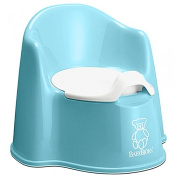 Горшок-кресло BabyBjorn, 13 / Turquoise