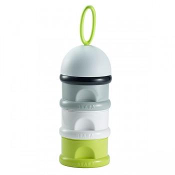 "Контейнер для смесей Beaba ""Stacked formula milk container"", 911553 / Neon"
